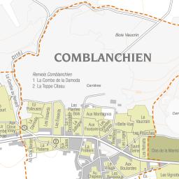 Carte Bourgogne Viticole.Carte Des Climats Geographie Vignobles Cartographie Climats De