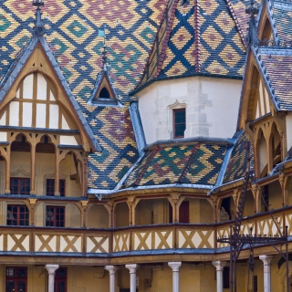 Hospices civils de Beaune © Armelle